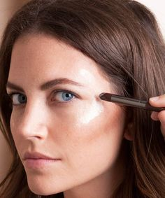 How to perfect the at-home contour