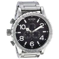 I Love This Watch!!! #manswatch #watch #fashionwatch #satinlessteelwatch