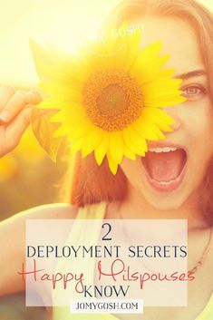 These two things are SO important for your mental health during deployment!