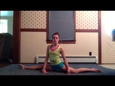 """""""How to become more flexible""""--youtube video.  I'll have to give this a shot.  I think it helps to vary up your routine a bit, but staple stretches are always great :)"""