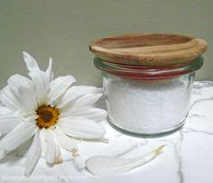 Easy salt cellar diy — pleasure in simple things