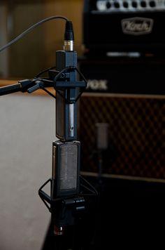 Sandhill Ribbon Mics http://geartalkinmartydruckman.blogspot.com/