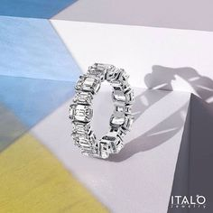 NEW ARRIVAL(Press on the link in our bio to get your ring)💋🎉🎁💍 #OvalObsession #FineJewelry #luxuryjewelery #CushionCrush #jewelrygram… You Got This, Jewelery, Fine Jewelry, Wedding Rings, How To Get, Symbols, Letters, Luxury, Link