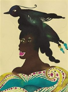 Untitled by Chris Ofili on artnet Auctions