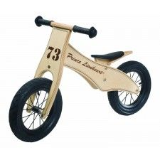 Prince Lionheart Original Balance Bike - The solid, wooden bike that teaches your kids to balance before they pedal—like learning to wa Prince Lionheart, Best Educational Toys, Balance Bike, Bicycle Maintenance, Cool Bike Accessories, Bike Reviews, Kids Bike, Kids Scooter, Ride On Toys