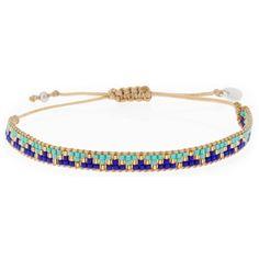 Mini Beaded Bracelet