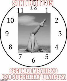 Sono le ore...