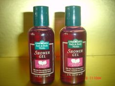 Bath & Body Works COUNTRY APPLE Shower Gels