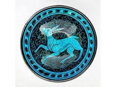 Ceramic Pottery, Ceramic Art, Islamic Paintings, Pottery Designs, Porcelain Tile, Decoupage, Miniatures, Ceramics, Tableware