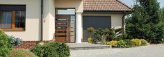 Drzwi zewnętrzne drewniane | wewnętrzne | drewniane przeciwpożarowe. ART-TOM. Garage Doors, Outdoor Decor, Home Decor, Decoration Home, Room Decor, Home Interior Design, Carriage Doors, Home Decoration, Interior Design