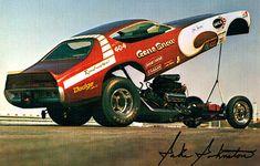70s Funny Cars - Gene Snow