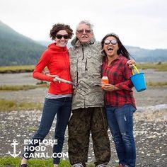 Make new friends in Hood Canal. #wildsideWA #explorehoodcanal #hoodcanal #dosewallips #tidalflats #love #dosewallipsflats #olympicpeninsula #smilesformiles #awesome #travel #beauty #nature #cool #love #beautiful #amazing #friends
