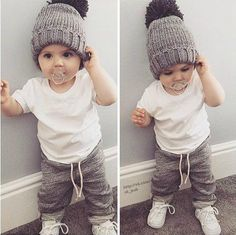 Gah so cute I can't even stand it! #babyboyfashion,