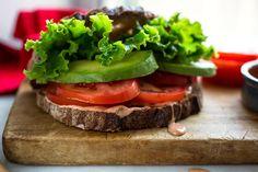 Super Tomato Sandwiches by Martha Rose Shulman