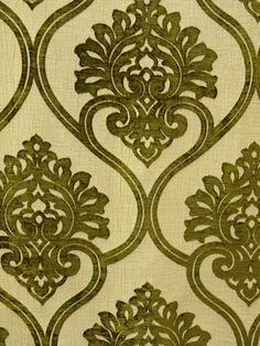 LAMPASSI A-5 #green #woven-fabrics