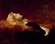 Victor Gabriel Gilbert (1847-1933) - Resting         Victor Gabriel Gilbert - Resting