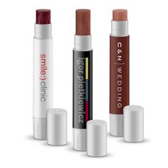 Help your lip shimmer with these custom logo natural moisturizing lip shimmers! #FemmePromo #Healthandbeautypromos