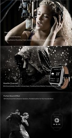 F2 Bluetooth Smart Watch IP67 Waterproof IPS Screen For IOS And Android Sale - Banggood.com