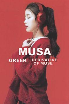 Winx musa em Grego significado/derivado de musica/ Beleza etc