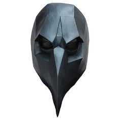 This Plague Doctor Mask features a large pointed beak with dark eyes. The crow-like latex mask covers your face and will top off your Plague Doctor costume. Halloween Costume Accessories, Halloween Costume Shop, Halloween Masks, Halloween Costumes For Kids, Crow Mask, Raven Mask, Plague Doctor Mask, Creepy Clown, Scary
