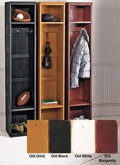 Locker Type Storage Designs Source Need To Hang Several Towels In A Small  Bathroom Or Way
