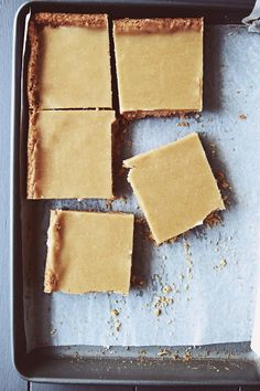 Ginger and Coconut Crunch Slice