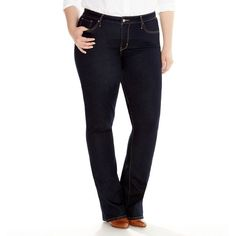 bf3df294aba84 Levi s® Plus Size 315 Shaping Bootcut Jeans - Jeans - Plus Sizes - Macy s