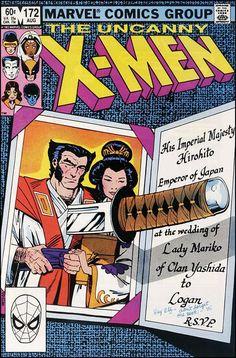 X-Men 172 Marvel Comics  Auction your comics on http://www.comicbazaar.co.uk