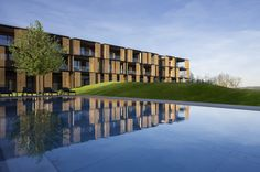Ingenhoven Architekten, H.G.Esch, Alexander Haiden · Lanserhof Tegernsee Resort