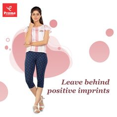 Prisma's printed #jeggings capri that comes with unmatched quality will give you that added comfort and warmth all day long and showcase you in the limelight. If you are longing to bring out your best then decide to wear cotton blended #capris that comes from #Prisma, India's most favorite brand. #prismagirl #brandprisma #StayHome #StaySafe #COVID19 #womenswear #prismajeggings #caprijeggings #capri #comfortwear #livafluid #premiumquality #jeggings  #trend #style #fashion #ootd #outfit… Stretch Denim Fabric, Indigo Dye, Jeggings, Style Fashion, Capri, Women Wear, Ootd, India, Printed