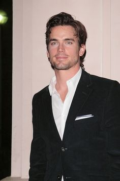 I would apologize for all of the Matt Bomer pictures I repin, but I would be lying directly to your face.
