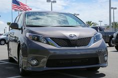 Find out why the Toyota Sienna in Orlando is the the best car for families!