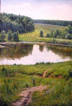 художник Вячеслав Палачёв (1980г р)