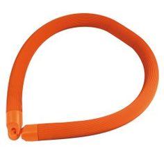Ce grand tube de 1,20 m peut se porter autour du cou pour un effet calmant immédiat. Ces deux degrés de vibration permettent d'adapter la puissance des vibrations selon les besoins et la sensibilité tactile de l'enfant