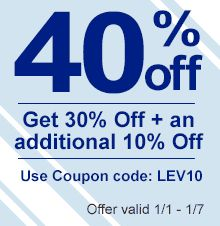 #Levolor #Sale - Save up to 40% Off Jan. 1-7!