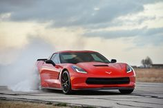 Put down 1K of Power with the HPE1000 Corvette Stingray!
