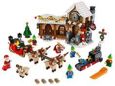 Festlicher Bauspaß mit der ganzen Familie mit der Weihnachtlichen Werkstatt!