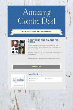 Amazing Combo Deal