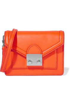 Shop on-sale Loeffler Randall Mini leather shoulder bag. Browse other discount designer Shoulder Bags & more on The Most Fashionable Fashion Outlet, THE OUTNET.COM