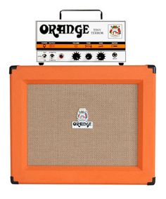 ORANGE TT15 TINY TERROR + PPC112 + SPEAKER CABLE.