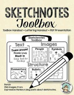 Sketch Notes Toolbox