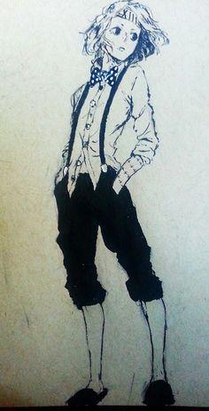 Goin on a Juuzo fan art binge Follow me on Facebook @ Facebook.com/Kentipede