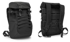Squeeze Backpack by Daniel Valsesia at Coroflot.com