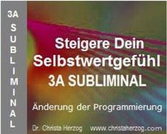 Steigere Dein Selbstwertgefühl 3A Subliminal | Ziele Respect Activities, Im Done, Be You Bravely, Self Awareness, Goal, Thoughts, Deutsch