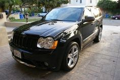 Cars for Sale: 2008 Jeep Grand Cherokee SRT8 in Redondo Beach, CA 90277: Sport Utility Details - 332796443 - AutoTrader.com