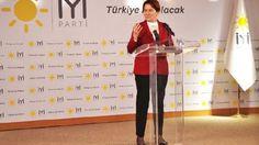 """İYİ Parti lideri Meral Akşener, Rıza Sarraf için """"Hain CIA ajanı, kripto FETÖ'cü"""" ifadelerini kullandı. Akşener, hükümete de """"Sizin istihbarat biriminiz ne iş yapar? Ancak bizi mi takip eder?"""" diye seslendi."""