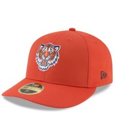 best loved f36ed 43fc6 New Era Detroit Tigers Spring Training Pro Light Low Profile 59Fifty Fitted  Cap   Reviews - Sports Fan Shop By Lids - Men - Macy s