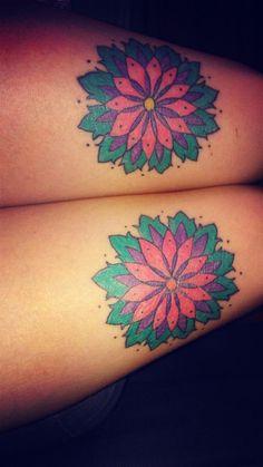 Mandala Tattoo Gallery Part 4 Different Tattoos, Tattoos Gallery, Mandala Tattoo, Picture Tattoos, New Tattoos, Watercolor Tattoo, Piercing, Tattoo Designs, Ideas