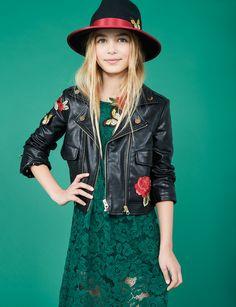 JAKIOO  Fall Winter 2017  #Monnalisa #Jakioo #fashion #kids #childrenswear #newcollection #girl #style #bags #rock