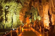 Greece's Caves A Tourist Lure | Promote Greece
